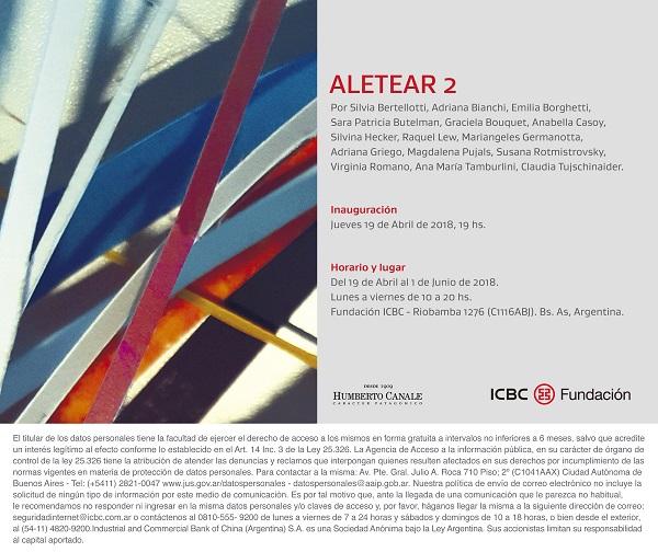 Invitacion Aletear 2