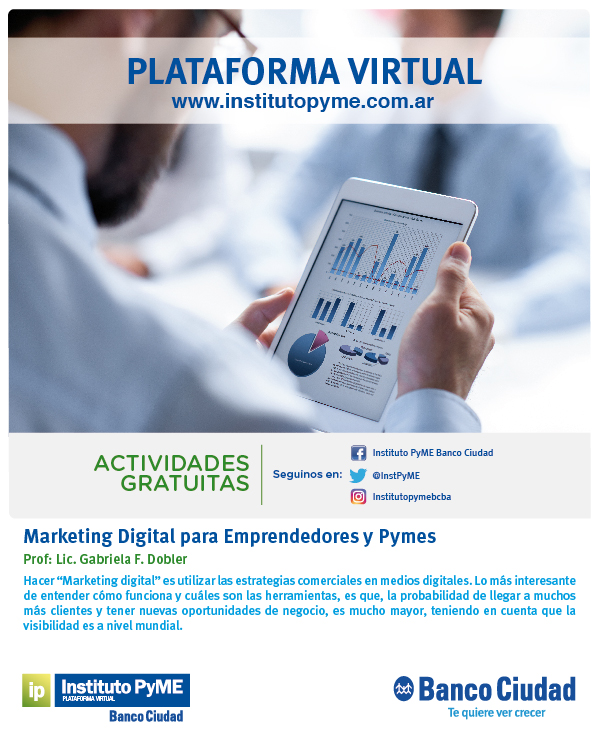 Marketing Digital - Dobler